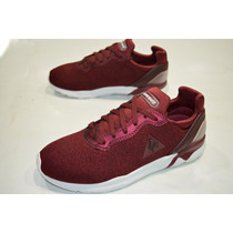 Zapatillas Le Coq Sportif Bordo