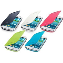 Funda Flip Cover Samsung Galaxy S4 S View S3 Mini S2 Note 2