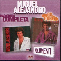Miguel Conejito Alejandro Discografia Completa Vol 1