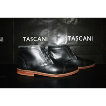 Zapato Vestir Tascani Foria Negro Envio Super Precio Envio