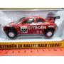 Colecc Dakar 1/43 Citroen Zx Rally Raid 1996