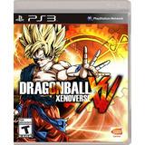 Dragon Ball Xenoverse Ps3 Juego Original Fisico Sellado Full