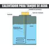 Calentador Electrico Resistencia Para Tanque De Agua