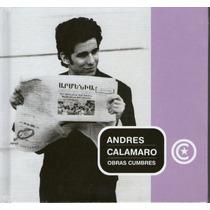 Andres Calamaro - Obras Cumbres - Cd