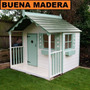 Casita Para Chicos // Buena Madera