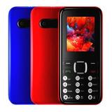 Celular Kanji Fon Dual Sim Bluetooth Mp3 Mp4 Fm Camara Full