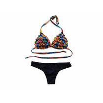 Bikini Estampado Le Naif Colección 2018