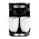 Cafetera Peabody Pe-ct2 Negra 220v