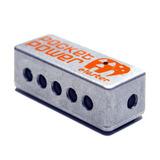 Cluster Pocket Power Fuente De Alimentación Para 5 Pedales