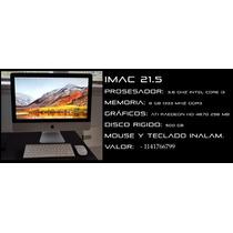 Imac 21,5 Core I3