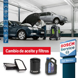 Cambio Aceite Filtros P/ Peugeot 208 Gt1.6 Thp Service Bosch