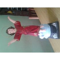 Divino Niño Jesús, Imagen Yeso 40 Cm