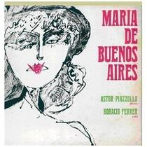 Maria De Buenos Aires / Piazzolla Cd Nuevo Y Cerrado