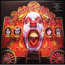 Kiss Psycho Circus Vinilo 180 Lp 3d Paul Stanley Ace Frehley