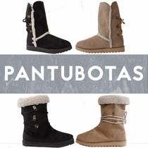 Pantubotas Mujer- Botas Australianas Ugg Corderito- Araquina