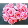Rosas Raso , Ceremonia De Las Rosas, Cumple De Quince Años