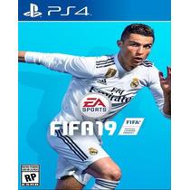 Fifa 19 Español Playstation 4 Ps4 Fisico Sellado Stock Ya