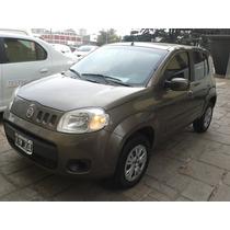 Fiat Uno Attractive Casual 1.4 Nafta 2012 Full Nuevo!!!