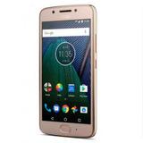 Celular Libre Motorola Moto G5 Plus Dorado