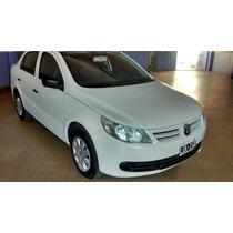 Volkswagen Voyage 2012 Confortline Blanco Oportunidad Full !