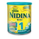 Leche De Fórmula En Polvo Nestlé Nidina 1 En Lata De 800g