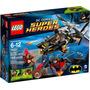 Lego Super Heroes Dc Batman 76011 Original