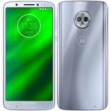 Celular Motorola G6 Plus Moto 64gb 4gb Huella 4g Android 8 !
