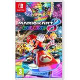 Juego Nintendo Switch Mariokart Deluxe 8 Fisico