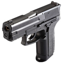 Pistola Kwc Sp 2022 Full Metal + Balines Y Co2 Nuevos