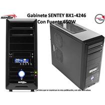 Gabinete Sentey Bx1-4246 Con Fuente 650w Extreme Gaming
