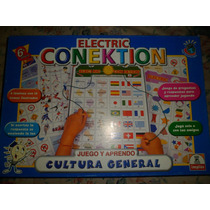 Juego Electric Conection Juguete Didactico Sin Uso