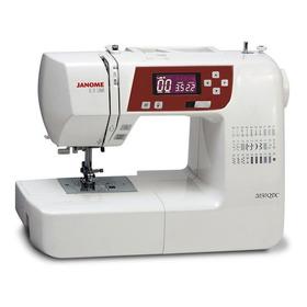 Máquina De Coser Janome 2030qdc Blanco 110v/220v