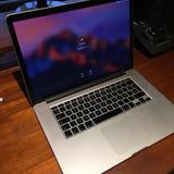 Macbook Pro Retina 15 2013 I7 16gb Ram 500 Sdd