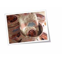 Souvenirs Latas Personalizadas Toallita Jabon