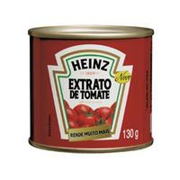 Extrato de Tomate - 130g - Heinz
