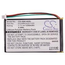 Bateria Gps Garmin Cs-iqn140sl Nuvi 1400 1450 1490 1490t