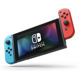 Consola Nintendo Switch 32gb Neon Nueva Original Americana
