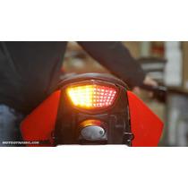Luz Integrada Kawasaki Ninja 250r 2008 - 2012 Motodynamic
