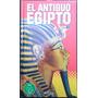 Libro El Antiguo Egipto Libro Puzle De 96 Piezas Importado