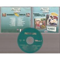 Pastor Luna Discografia Completa Vol.1 Cd 24 Temas Magenta