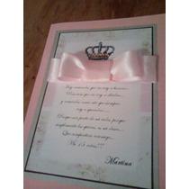 Tarjetas Invitaciones Muy Finas!!!! Originales
