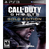 Cod Call Of Duty Ghosts Ps3 Gold | Digital Español Oferton!