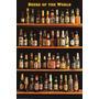 Cervezas Del Mundo - Beers Of The World - Poster 40 X 50 Cm
