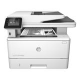 Impresora Multifunción Hp Laserjet Pro M426fdw Con Wifi 220v Blanca