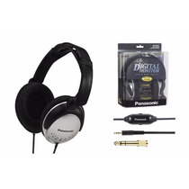 Auricular Panasonic Ht-357 Profesional Control Volumen Negr