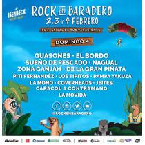Entrada Día 3 Rock En Baradero Envío X Correo