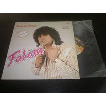 Fabian Todo De Fiesta Enganchado 1986 Vinilo Lp Argentina