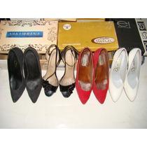 Zapatos De Dama Clásicos Talle 38