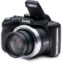 Camara Digital Kodak Zoom 25x+lcd 3 + Hd 720 P+16 Mp+funda