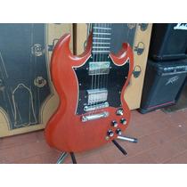 Gibson Sg Moon Inlays Usa Limited Edition Cuerdas Fender Prs